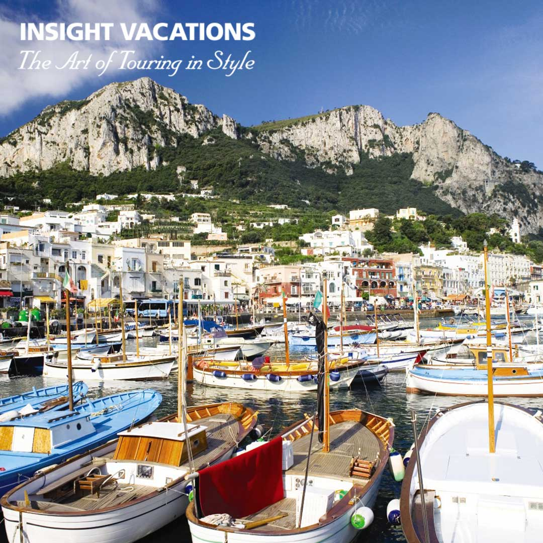 Roman Vacations: Insight Vacations: Roman Antiquities, Venetian Canals